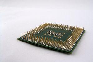 Typisk CPU Speed