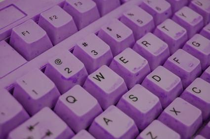 Hvordan lage figurer med bokstavene på tastaturet