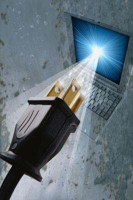 Hvordan sjekke batteriladeren på en bærbar PC