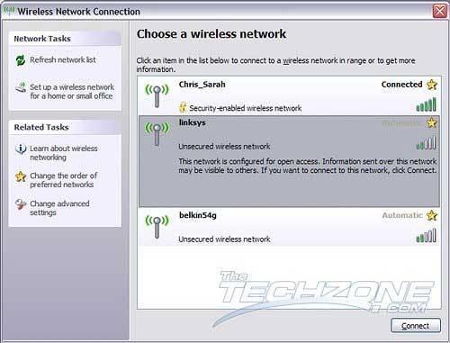 Hvordan bruke WLAN på en bærbar PC