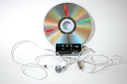 Slik kopierer til en CD eller en enhet