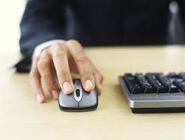 Hvordan endre bakgrunns Utseende av Microsoft Outlook