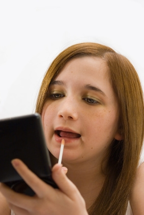 Hvordan lage et nettsted for Teen Girls
