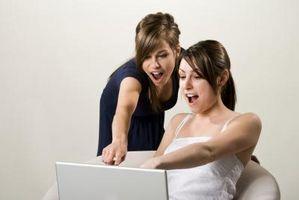 Hvordan å omdirigere en Blogspot hjem til en annen side