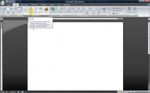 Hvordan lage en Tri-Fold brosjyre i Microsoft Word 2007
