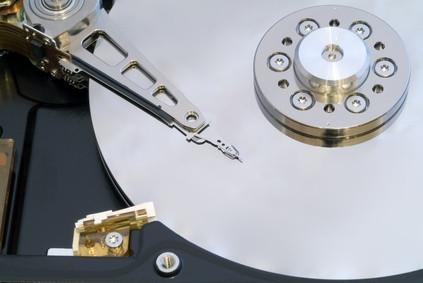 Hvordan endre harddisker i en MacBook Pro