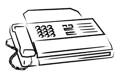 Hvordan sende en faks fra en Mac