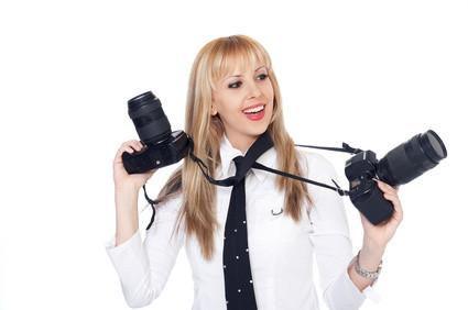 Hvordan lage noen hår Brown på Photo Impact