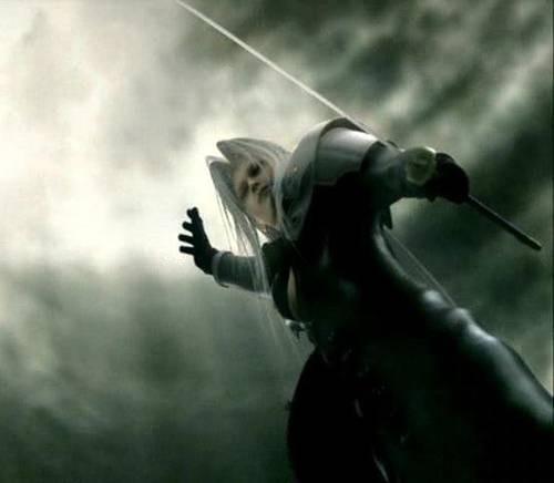 Om Final Fantasy Animasjon
