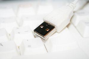 Hvordan konvertere en USB-skriver til RJ45