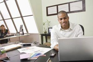 Hvordan skrive ut Avery etiketter i Excel 2007