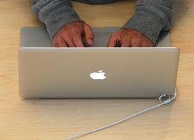 Hvordan sette en statisk IP-adresse for en Macbook Pro