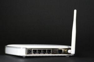 Slik konfigurerer trådløst internett