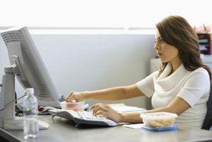Hvordan bruke Excel for fakturering