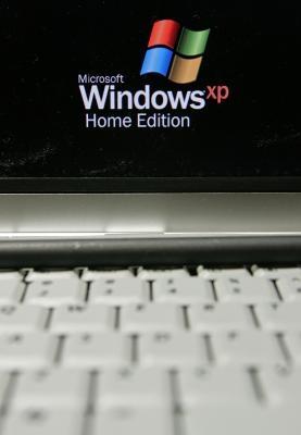 Hvordan oppdatere Win98 til WinXP