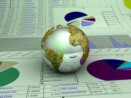 Deler av MS Excel