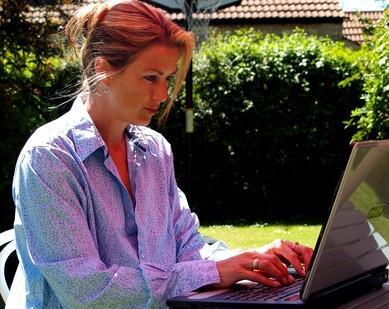 Hvordan Juster Laptop Screen Intensity
