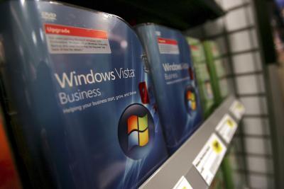 Kan Windows Vista kjøres på en bærbar?