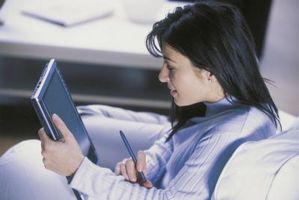 Hvordan konvertere en PDF til en iPad eller iBook