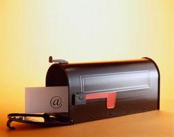 Hvordan sette opp en e-postadresse i Microsoft Outlook Express 6