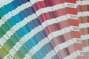 Coreldraw & PMS farger