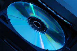Hvordan brenne AVI filer til DVD ved hjelp av Nero 7
