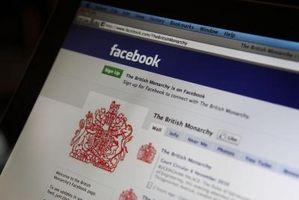 Hvordan få tilgang til din Facebook-konto