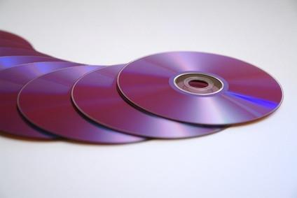 CD-R Vs. DVD + R