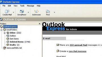 Hvordan å stoppe uønsket e-post i Outlook Express