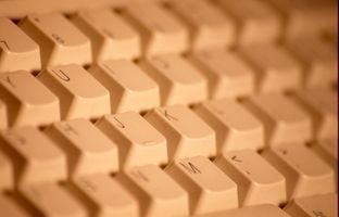 Hvordan Aktiver Desktop bakgrunner Etter et virus
