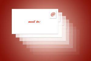 Hvordan hente en melding med Outlook Web Access