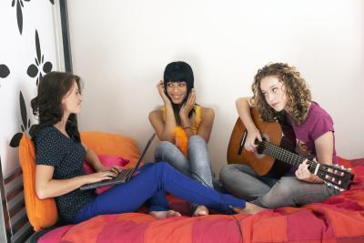 Hvordan bygger Music i Powerpoint