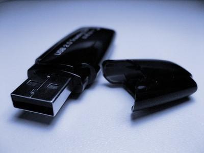 Hvordan fikse USB-minnepenn når du ser en feil melding