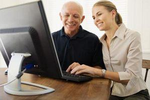 Slik konverterer Excel 2003 til 2007 Format
