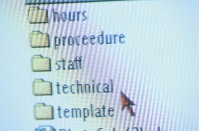 Hvordan lage en Microsoft Word-mal Side