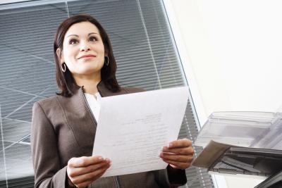 Hvordan velge riktig skriver Paper