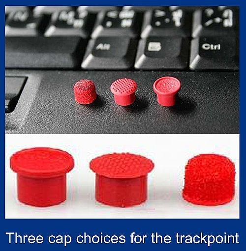 Hvordan skifte en slitt IBM / Lenovo ThinkPad Trackpoint Cap