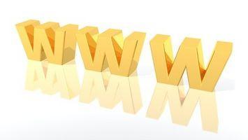Hvordan sette opp en nettside bak en ruter