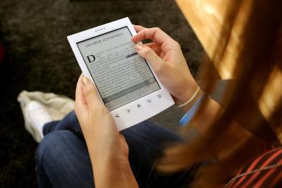 Dele passasjer på Kindle