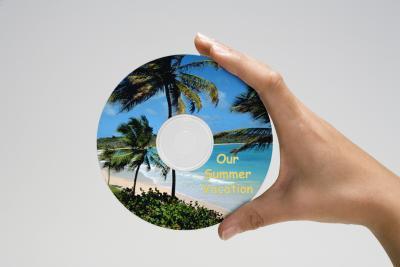 Kan jeg brenne data til en DVD med Windows XP?