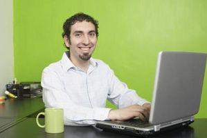 Hvordan lage en tekst med HTML