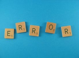 Hvordan fikse en R6034 Runtime Error