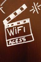 WiFi-tilkobling programmer