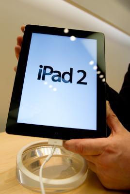 Hvordan lese PDF-filer i iBooks på iPad 2