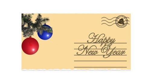 Hvordan skrive ut jule Konvolutter med Word 2007