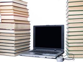 Hvordan bruke Internett for forskning