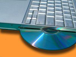 Hvordan erstatte en intern DVD-stasjon