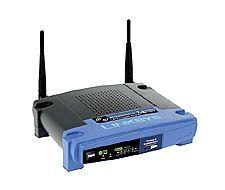 Hvordan få gratis Internett med LINKSYS WRT54GL v1.1 Router DEL I