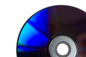 Hvordan brenne avi-filer til en kompatibel DVD