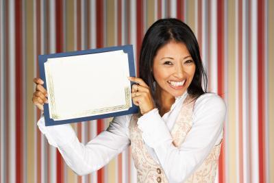 Hvordan lage og skrive ut dine egne Award sertifikater For Free